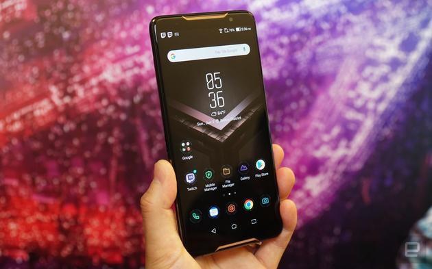 华硕OG Phone发布:这才是真正的游戏手机!