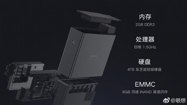 联想发布粒子矿云:4TB硬盘/共享挖矿