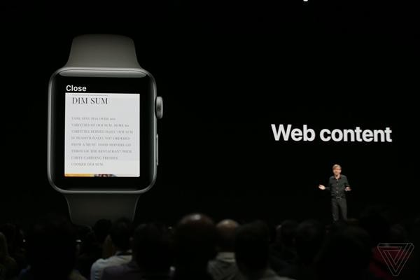 watchOS 5大更新:健康与运动+运动监测+对讲机功能+支持WebKit