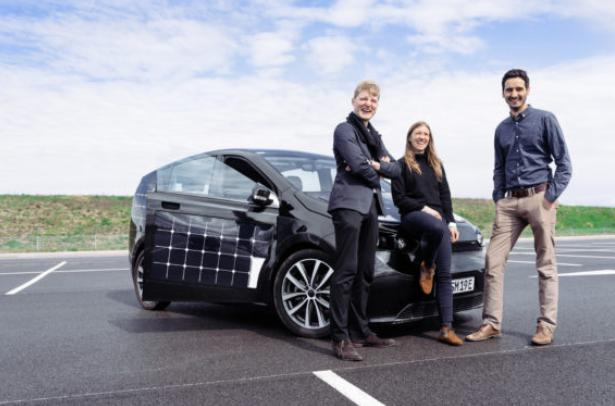 Sono Motors发布Sion太阳能电动汽车 将于2019年量产