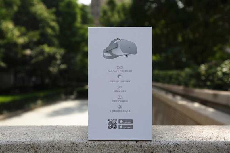 千种资源!小米VR一体机评测:游戏不卡顿