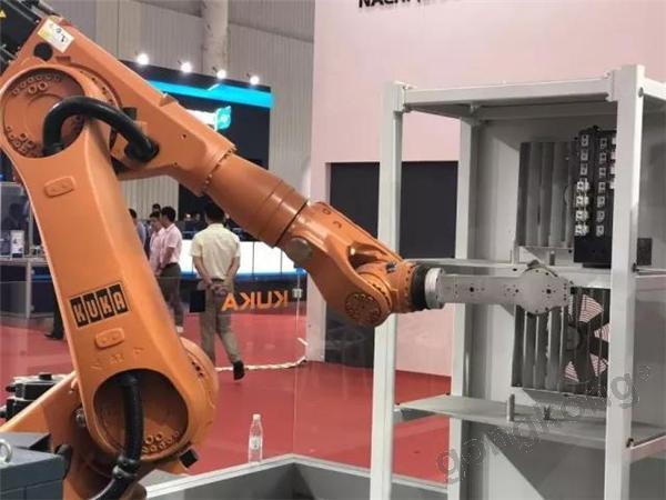 """等不及了 先来一起看工业机器人""""世界杯"""""""
