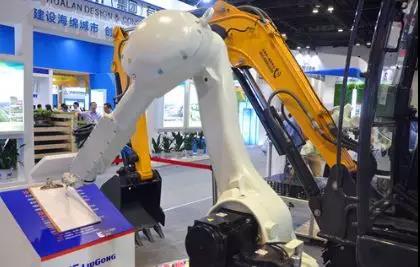 柳工进军机器人产业
