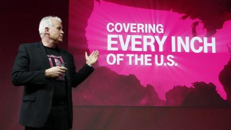 T-Mobile宣布将600MHz扩展范围LTE升级覆盖900多个城市