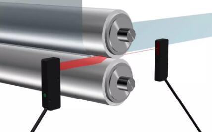 奥泰斯对射型激光位移传感器TD1系列上市