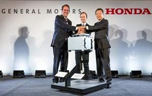 通用将携手本田开发和供应电动车电池