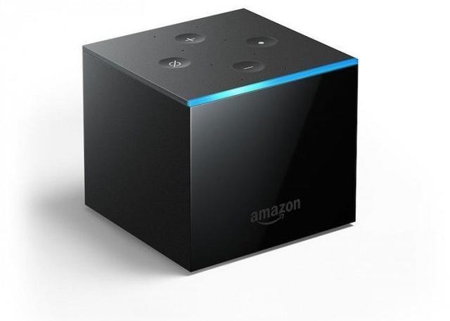 亚马逊推出Fire TV Cube支持4K HDMI CEC杜比全景声