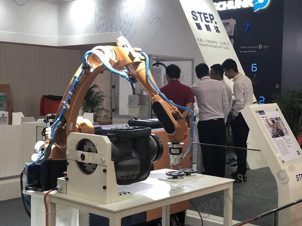 中部地区正成为自动化企业必争之地 机器人大军业已潜入
