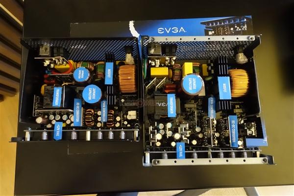 EVGA揭晓世界最小1000W电源:长度仅相当于主流400W