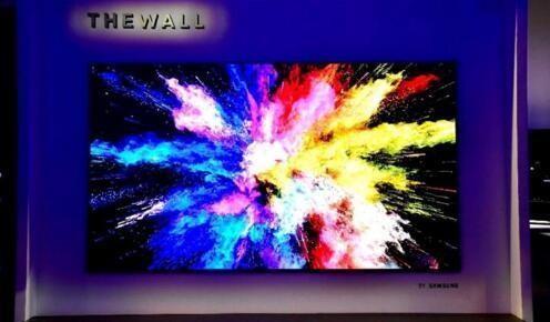 三星携手丹麦顶级音响公司 开发MicroLED电视The Wall升级版
