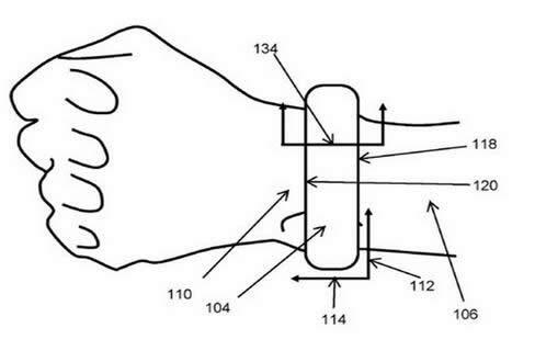 苹果新专利:通过腕表上的传感器测量血压