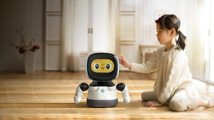 郭柳宗:立足高性价比和内容 面向儿童打造人性化的机器人产品
