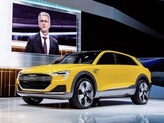奥迪与巴拉德再签3年半合约 推进燃料电池车的研发
