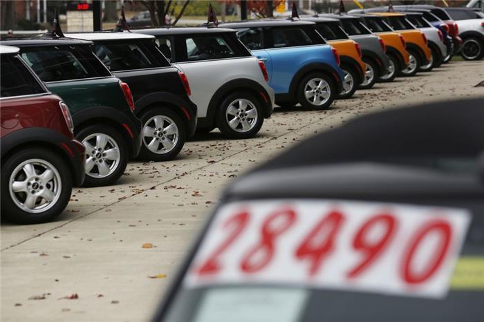 美国增加进口汽车关税 或致新车年销量下滑100万辆