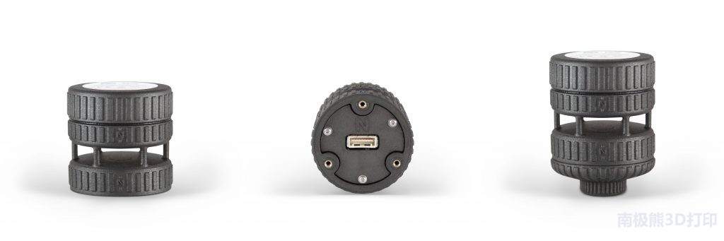 英国公司3D打印无人机传感器