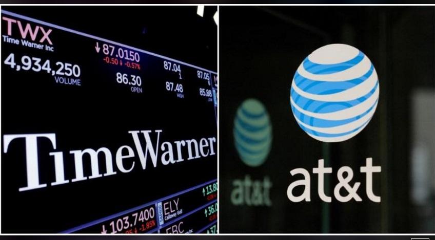 AT&T获法院批准850亿美元收购时代华纳