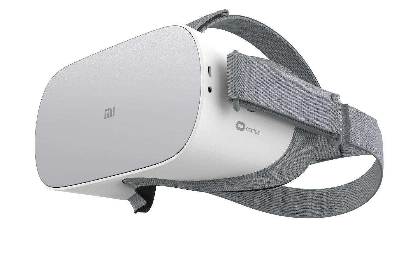 小米VR一体机本土表现出色 首发就售出3万Mi VR