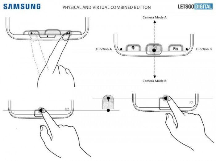传三星Galaxy S10可能将部分指纹传感器嵌入屏幕