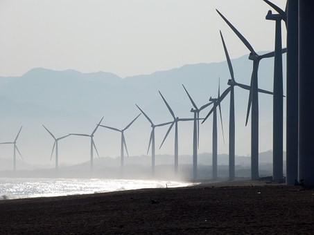 全球第五大海上风电场已在英国启动