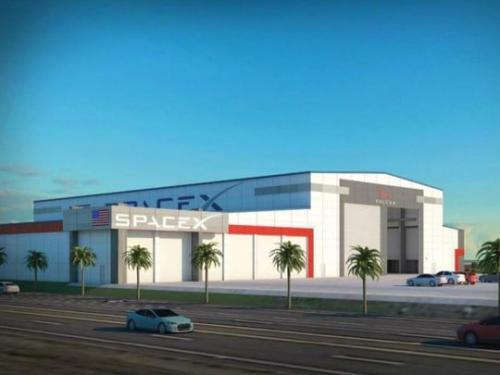 SpaceX向NASA提交申请 拟在肯尼迪航天中心建设私有火箭发射场