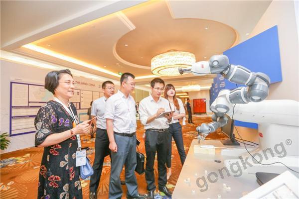 宁波浙洽会 ABB展示智能制造及数字化风采
