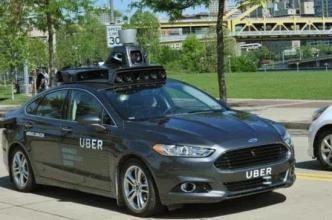 丰田将与Uber联手开发无人驾驶技术