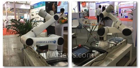 大族电机隆重登陆武汉工博会 展现本土自动化品牌新实力