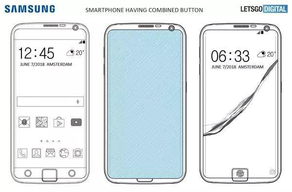 三星屏下指纹新机明年初上市:传欧菲供指纹模组/高通供芯片