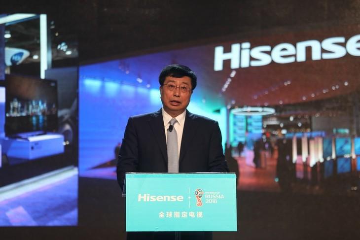 周厚健:中国电视市场空间依然十分巨大