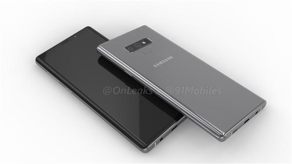 三星或推出新款无线充电器(EP-N6100),专为Galaxy Note 9设计