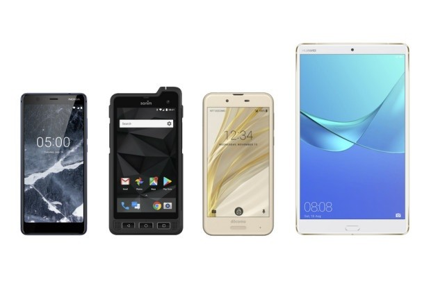 Android企业推荐项目扩展 华为M5平板入选