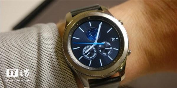 三星齿轮S4智能手表曝光材料:长期演进技术支持