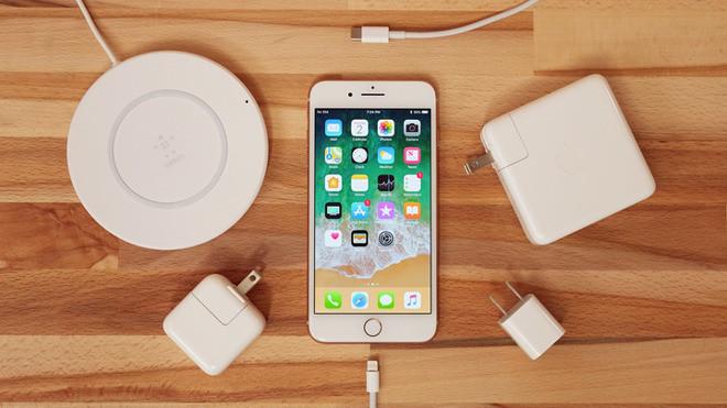 新iPhone或支持超快充电,但只赶上安卓3年前的水平