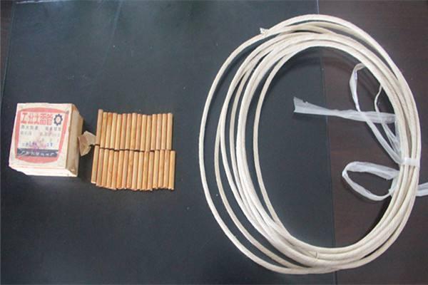 在线检测工业导火索药芯直径 为安全提供保障