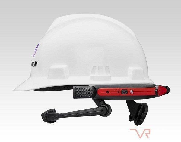RealWear发布世界上第一款商用安全可穿戴设备HMT-1Z1