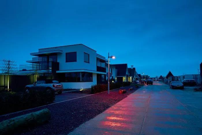 世界上第一个对蝙蝠友好的照明系统在荷兰公开亮相