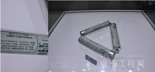 成本更低廉、散热性更强!陶氏新型有机硅导热凝胶亮相CES Asia