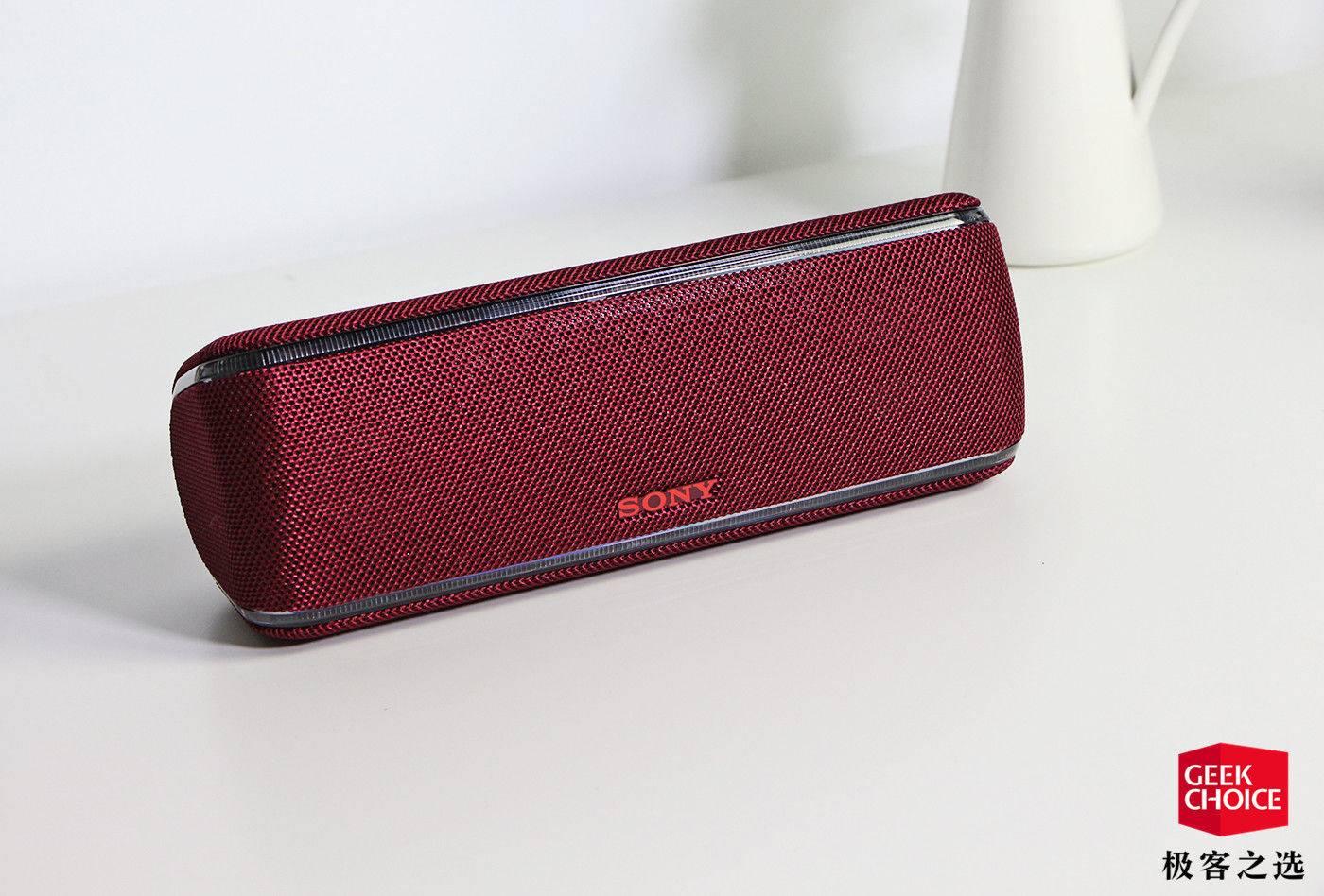 """索尼SRS-XB41蓝牙音箱体验:可以变身DJ的的""""轰趴神器"""""""