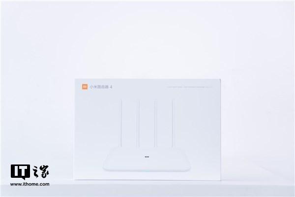 小米路由器4评测:千兆网口带来出色网速
