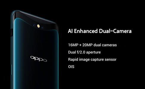 999欧元起!OPPO Find X正式发布:真全面屏+双轨潜望+骁龙845