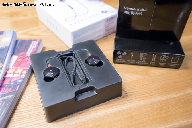 升级楼氏动铁FIIL Carat M运动耳机评测