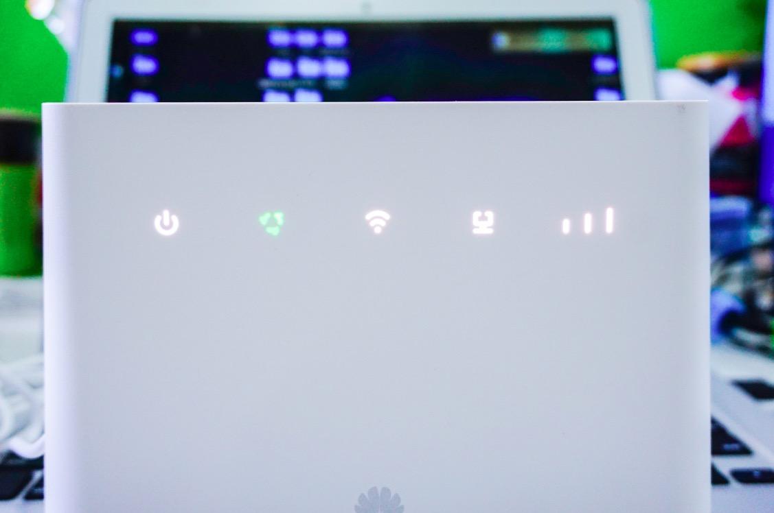 """华为4G路由 2评测:体验上网""""一箭双雕""""快感"""