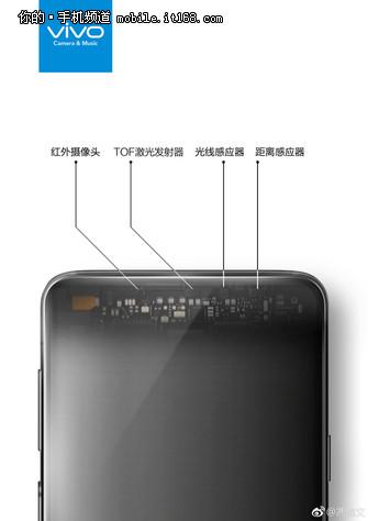 vivo TOF深度摄像头技术曝光 或将于MWC公布