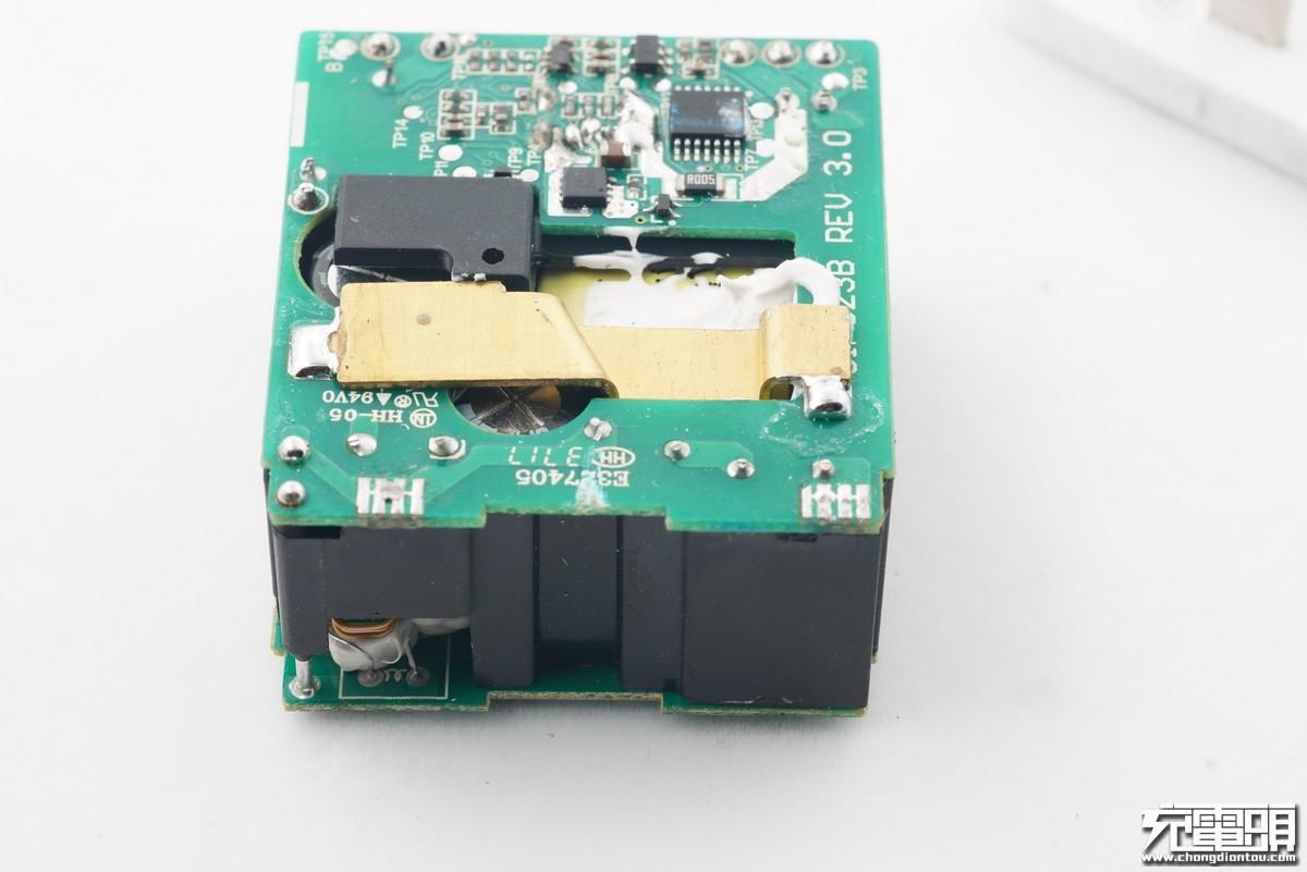 0+1闪充Super Charger充电器WP-C01拆解