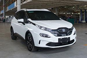 第309批新车公示新能源乘用车分析:纯电动占93%