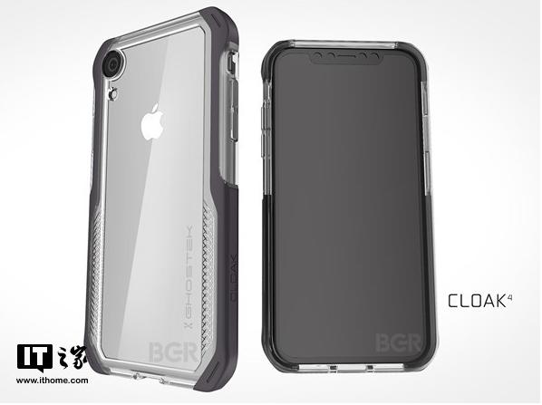 苹果6.1英寸LCD屏iPhone X外观首曝光:下巴更宽