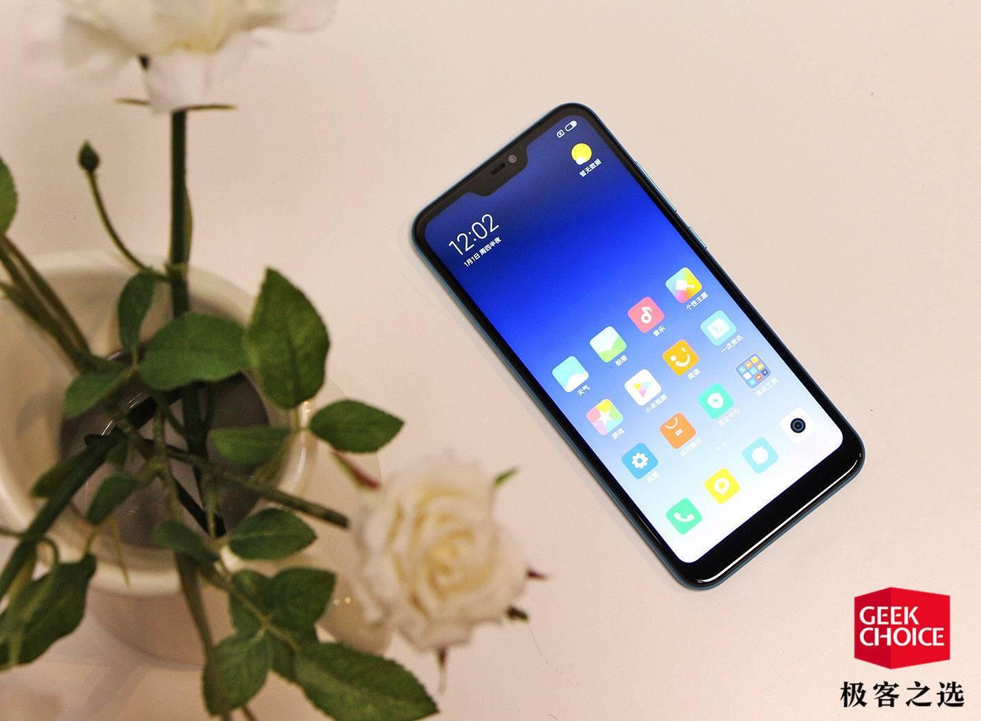 红米6 Pro上手:小巧全面的千元刘海屏手机
