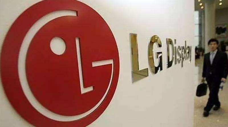 中国显示市场竞争激烈 LG Display艰难度日