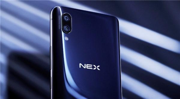 零界全面屏vivo NEX 3898元体验超乎想象的创新