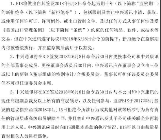 股价暴跌60%:中兴新董事长等高管名单曝光
